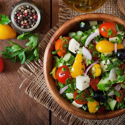 Menus - Salad