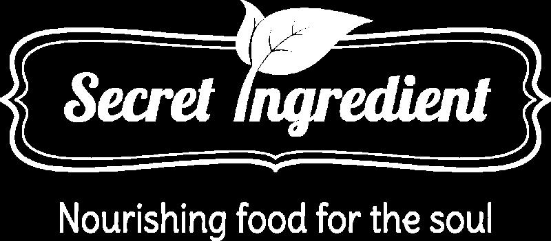 Secret Ingredient Logo - Nourishing food for the soul