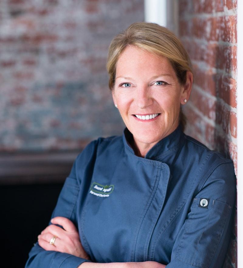 Chef Sarah Regan